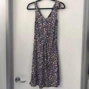 BCBGMAXAZRIA leopard dress